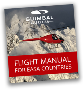 Cabri G2 Flight Manual - for EASA countries