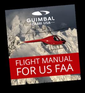 Flight manual Cabri USA