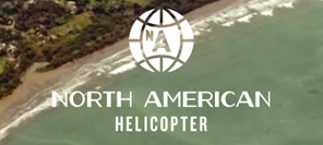 North American Helicopter logo