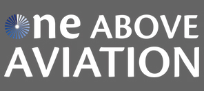 One Above Aviation logo