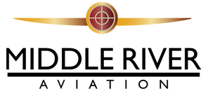 Middle River Aviation logo