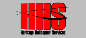 Heritage Helicopter Services logo