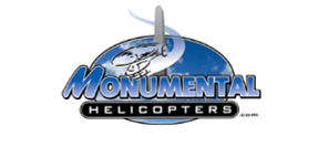 Monumental Helicopters logo